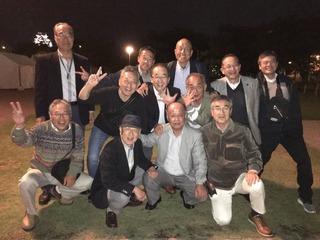 ☆20191026 姫路大手前公園にて 工大ラグビ-部三楽会初会合.jpg