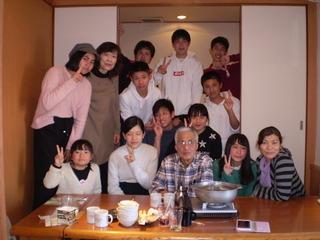 ベトナム人生徒9人の高校入学祝賀会にて(H30年4月).JPG
