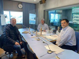 日浦教授、ラジオ関西.jpg