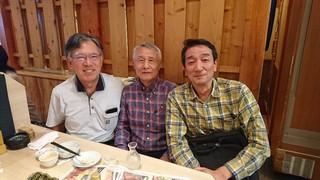 JA3YAWプチ同窓会.JPG