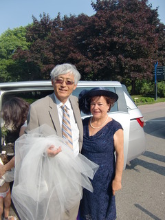 Michio & Lydia at Rachael's wedding Summer 2015.JPG